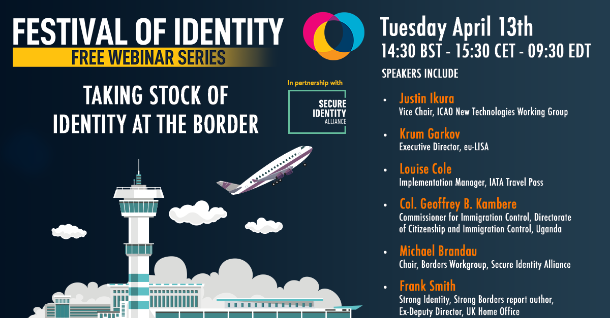 Taking Stock of Identity at the Border - Webinar Replay