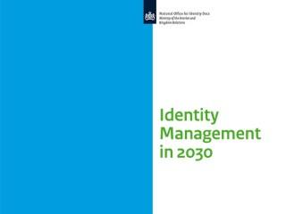 Identity Management 2030