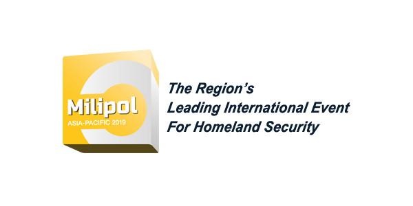 Conference: Millipol, 2-4 April 2019, Singapore