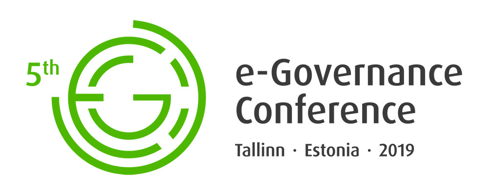 e-Governance Conference: Same goals, different roadmaps, May 21-22, 2019