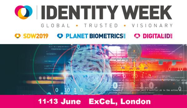 Conference: Identity Week, 11-13 June 2019, London, UK