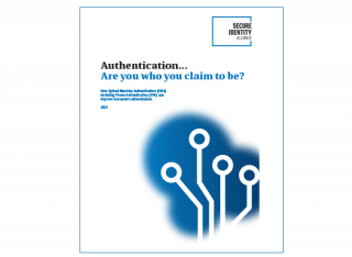 Authentication: Are You Who You Claim to Be? - Guide - 22nd September 2021