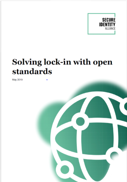 solving lock in open standards sia couv