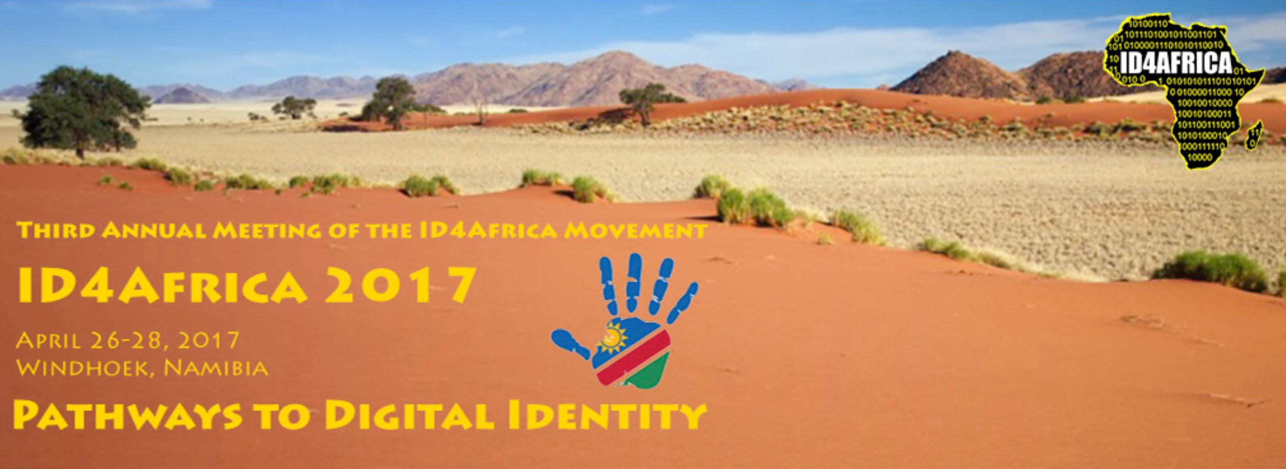 3rd Government Forum on Electronic Identity in Africa, Windhoek, Namibia